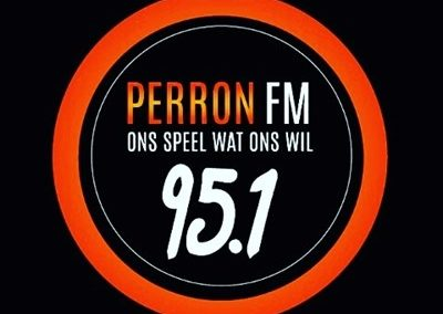 Radio-onderhoud met mnr Geruan Geldenhuys